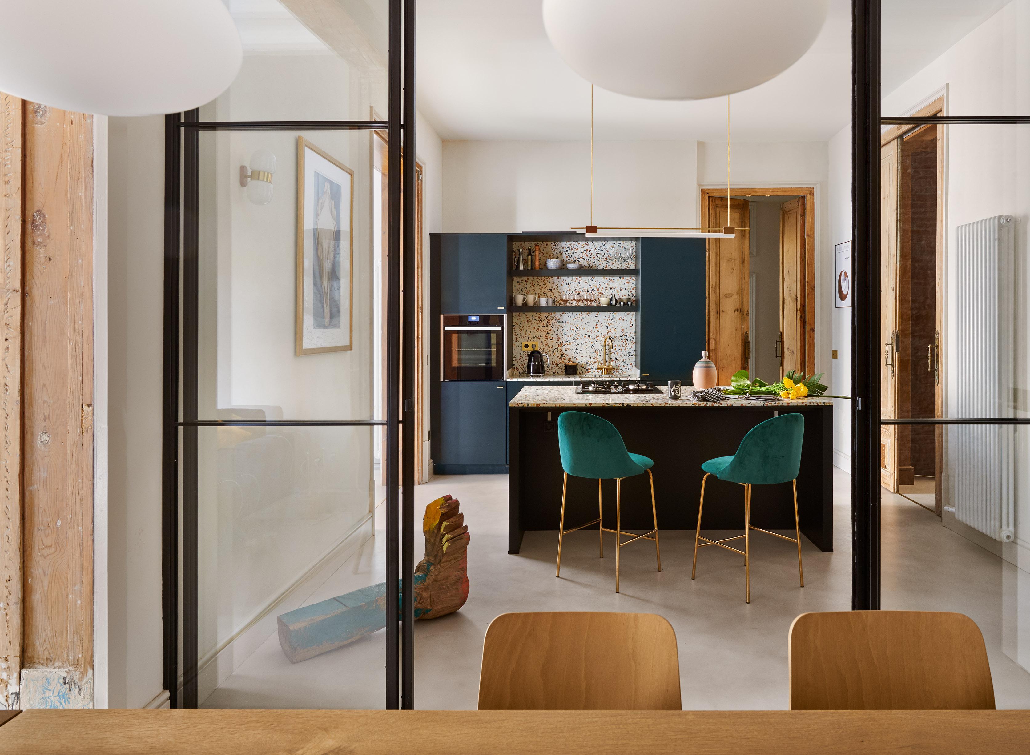 Eugeni Pons Kayser Apartment