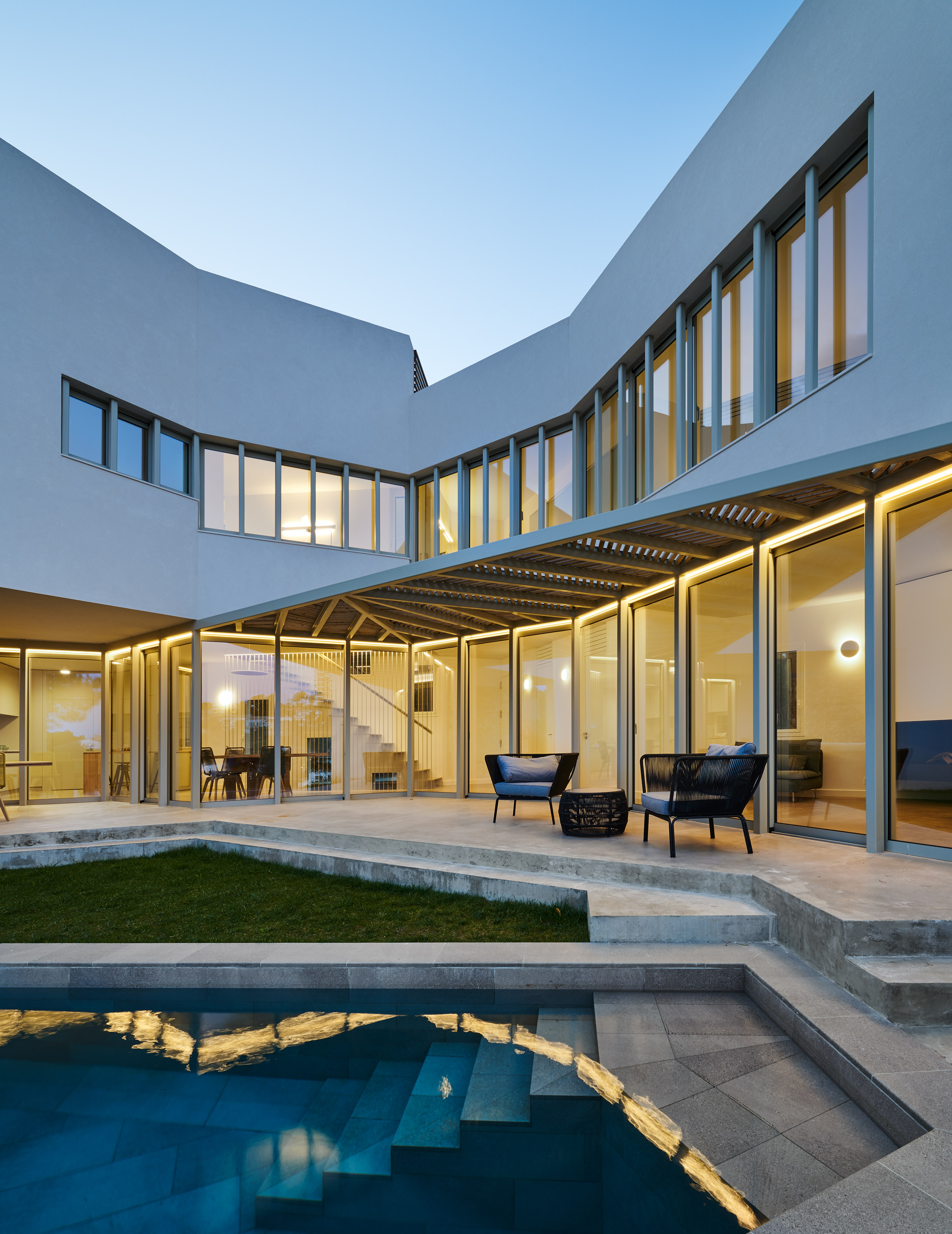 House in Urcasa by Eugeni Pons